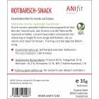 Red Perch (Rotbarsch) 35g (1 Piece)